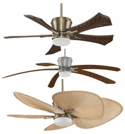 Fanimation Fans MAD3260 Sandella Customizable Uplight/Downlight Ceiling Fan with Variety of Finish and Blade Options
