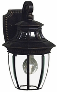 Quoizel GT8980IB Georgetown 13 inches tall outdoor wall light fixture in imperial bronze