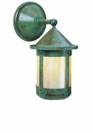 Arroyo Craftsman BB-6SW Berkeley Craftsman Outdoor Wall Sconce - 9.625 inches tall