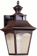 Feiss OL1001-ORB Homestead 1-light 16 inch Outside Wall Light in Oil Rubbed Bronze