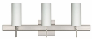 Besa 3SR440307 Copa 3-lamp Vanity Bathroom Light