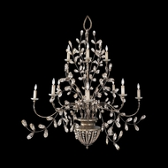 Fine Art Lamps 175940 A Midsummer Night's Dream Large 12+1-light Candelabra Chandlier with Crystal Branches