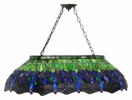Meyda Tiffany 133122 Tiffany 40 Inch Wide Dragonfly Island Lighting