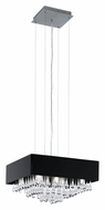 EGLO 88202A Camini 8 Lamp 15 Inch Diameter Hanging Pendant Light