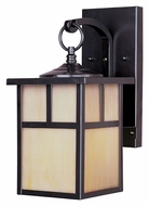 Maxim 86053HOBU Coldwater EE Large Fluorescent Outdoor Light Sconce - Burnished
