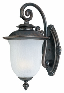 Maxim 86294FCCH Cambria EE Fluorescent Outdoor Chocolate Small 17 Inch Tall Wall Lighting