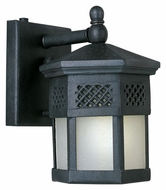 Maxim 86322FSCF Scottsdale EE Fluorescent Small 6 Inch Tall Outdoor Sconce