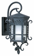 Maxim 86323FSCF Scottsdale EE Medium 21 Inch Tall Fluorescent Outdoor Light Sconce