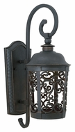 Maxim 86394BZ Whisper Dark Sky EE Large 24 Inch Tall Fluorescent Wall Sconce Light