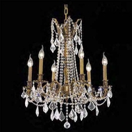 Worldwide 83305 Worldwide 23  6-light Chandelier