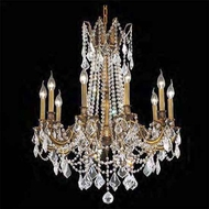 Worldwide 83306 Worldwide 24  8-light Chandelier