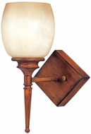 Maxim 11210-WSBH(OSS) Olympia 1 Light Wooden Wall Sconce (Over-Stock Sale)