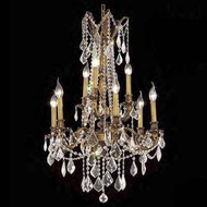 Worldwide 83307 Worldwide 23  9-light Chandelier