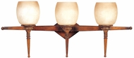 Maxim 11212-WSBH(OSS) Olympia 3 Light Wooden Vanity Fixture (Over-Stock Sale)
