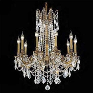 Worldwide 83308 Worldwide 28  10-light Chandelier