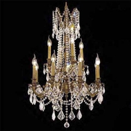 Worldwide 83309 Worldwide 24  12-light Chandelier