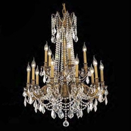 Worldwide 83310 Worldwide 28  15-light Chandelier