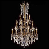 Worldwide 83311 Worldwide 38  25-light Chandelier