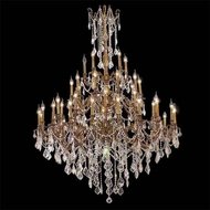 Worldwide 83312 Worldwide 54  45-light Chandelier