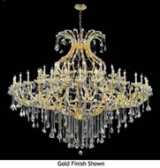 Worldwide 83001 Worldwide 49-light Crystal Style Chandelier