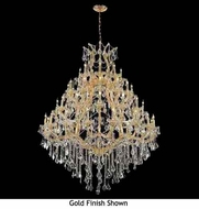 Worldwide 83002 Worldwide 49-light Crystal Style Chandelier Light