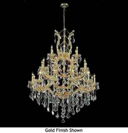 Worldwide 83003 Worldwide 28-light Traditional Style Chandelier