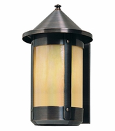Arroyo Craftsman BS-7LR Berkeley Craftsman Outdoor Wall Sconce - 13.5 inches tall