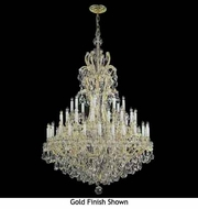 Worldwide 83067 Worldwide 28-light Crystal Chandeliers