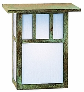 Arroyo Craftsman HS-8 Huntington Craftsman Outdoor Wall Sconce - 7.25 inches wide