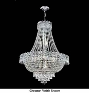 Worldwide 83048 Worldwide 12-light Crystal Style Chandelier