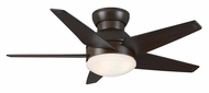 Casablanca 59020 Isotope Brushed Cocoa Finish Modern Ceiling Fan Lighting