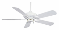 Casablanca 60479 Lanai 3 Speed Pull Chain Snow White Ceiling Fan