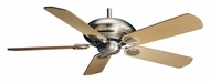 Casablanca 64799 Metropolitan Ceiling Mount Brushed Nickel 5 Blade Fan