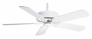 Casablanca 64374 Panama XLP 4 Speed Pull Chain Home Ceiling Fan - Snow White