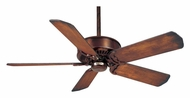 Casablanca 64376 Panama XLP 4 Speed Transitional Weathered Copper Finish Ceiling Fan