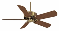 Casablanca 64377 Panama XLP 4 Speed Antique Brass Finish Pull Chain Ceiling Fan