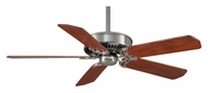 Casablanca 64378 Panama XLP 4 Speed Pull Chain Brushed Nickel 5 Blade Ceiling Fan