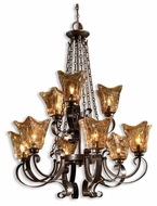 Uttermost 21005 Vetraio 9-lamp Chandelier