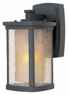 Maxim 3152CDWSBZ Bungalow Small 11 Inch Tall Bronze Outdoor Sconce Lighting