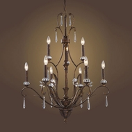 ELK 2184-6+3 Emilion 9-Light Chandelier