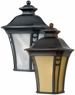 Quoizel NF8510 Norfolk 10 Inch Diameter Large Lantern Outdoor Wall Mounted Light