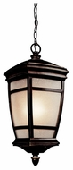 Kichler 49276RZ McAdams Outdoor Hanging Pendant Light