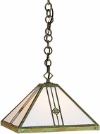 Arroyo Craftsman UH-16 Utopian Craftsman Pendant Light - 30.125 inch long