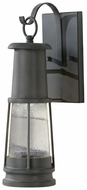 Feiss OL8200-STC Chelsea Harbor LED Nautical Small 16 Inch Tall Outdoor Wall Light