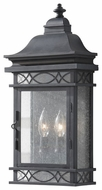 Feiss OL8004FOG Liberty Exterior Hinged Wall Sconce Lantern