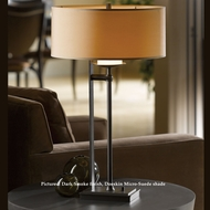 Hubbardton Forge 26-4901 Rook 27 Inch Tall Table Light With Base Dimmer