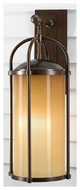 Feiss OL7602 Dakota Rustic Large Outdoor Wall Sconce