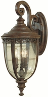 Feiss OL3000-BRB English Bridle 1-light 13 inch Outdoor Wall Light in British Bronze
