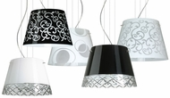 Besa Amelia 18 Large Modern Pendant Light