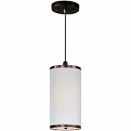 ET2 E95030 Elements Medium Modern Pendant Light Fixture - Stem or Cord Mount